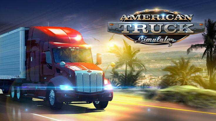 american truck simulator for desktops 1920x1080