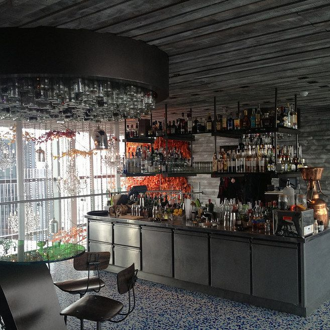 Duck & Waffle, Heron Tower — London | 19 Bars Around The World You Should Drink At Before You Die