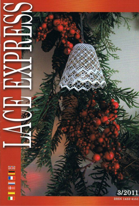 "Журнал ""Lace Express"" 2011 №3"