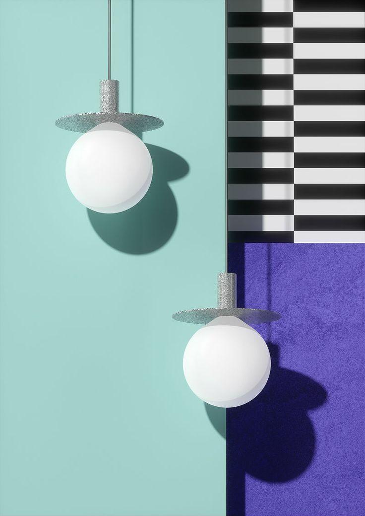 Suprematic Коллекция минималистичных светильников