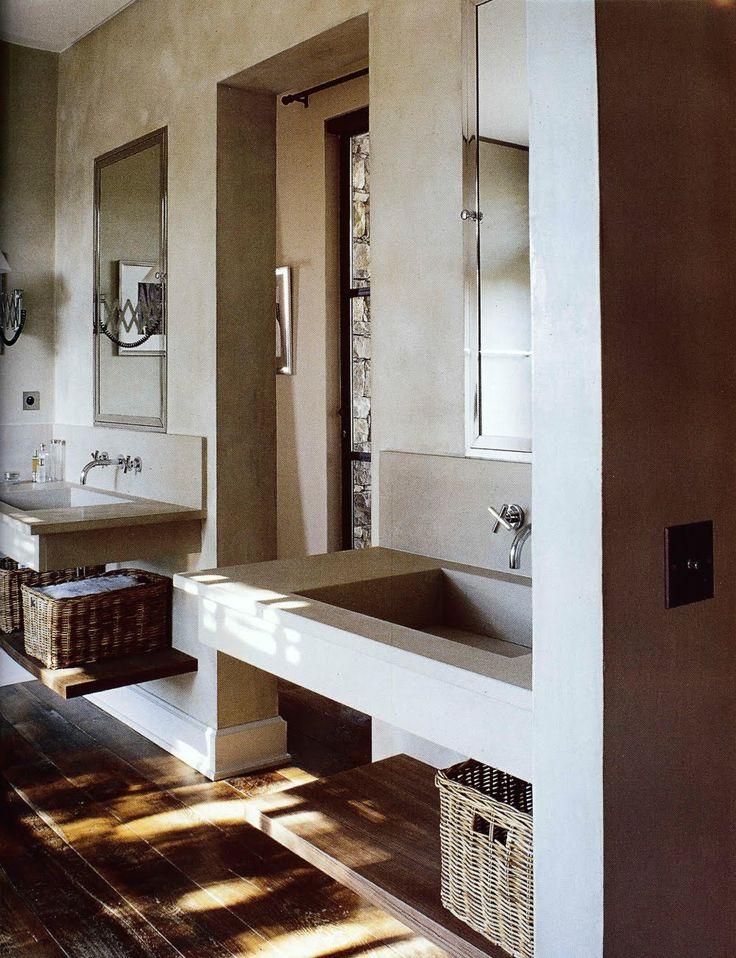 Great looking contemporary bathroom