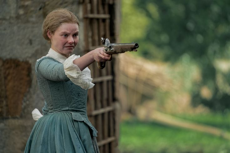 "Laoghaire MacKenzie in Outlander 3×08 ""First Wife"" 