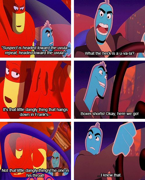 Osmosis Jones  // funny pictures - funny photos - funny images - funny pics - funny quotes - #lol #humor #funnypictures