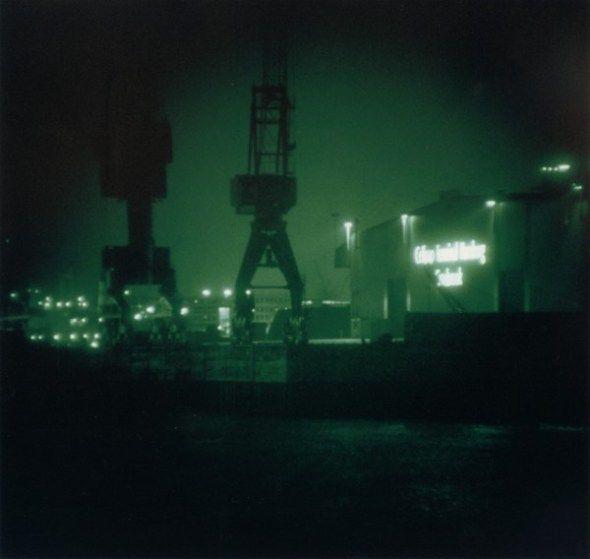 Thomas Ruff,  Nacht 10 III (1992)