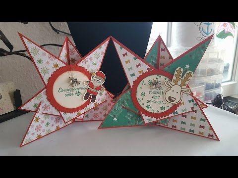 12 Monate Glück Box für Silvester und Geburtstag mit Produkten von Stampin'Up!® (cm+inch) - YouTube