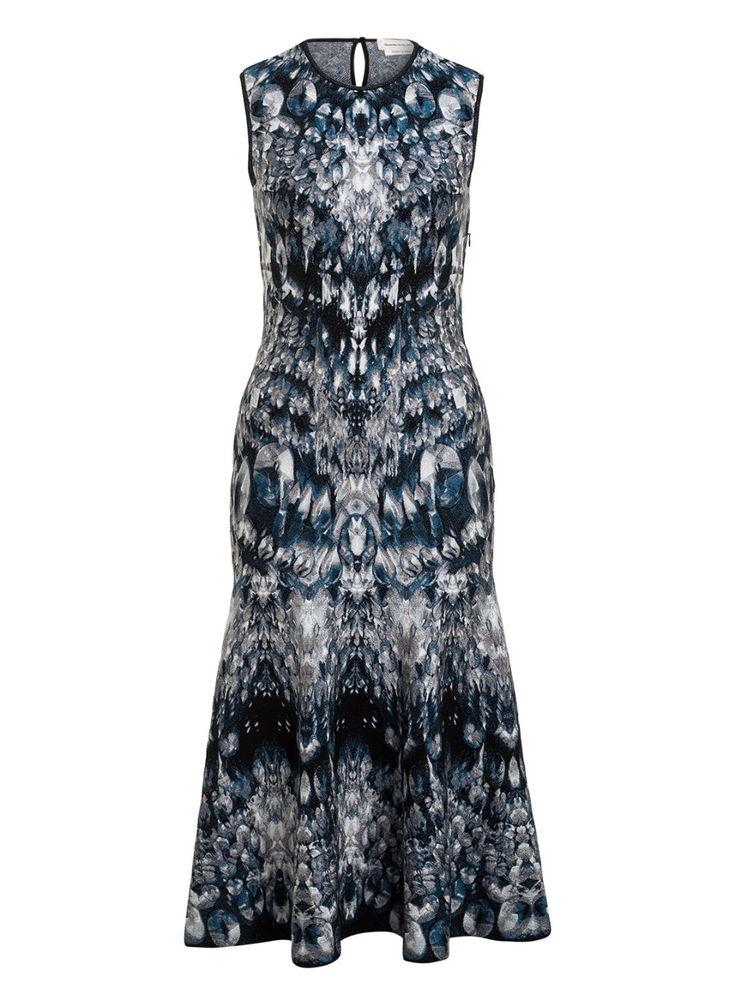 Jacquard-Kleid von ALEXANDER McQUEEN bei Breuninger kaufen ...
