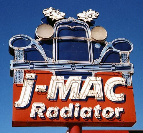 J-Mac Radiator Shop ~ Ogden, Utah