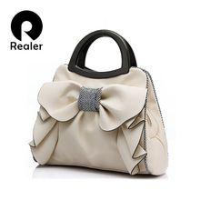 2016 новинка модные милая женская сумка с цветами, высокого качества дамская сумочка с бантом, стильные женские сумки через плечо(China (Mainland))