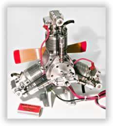 Mysterelly's Miniature Motors Engine No. 9