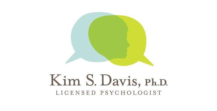 Kim S. Davis Ph.D. Child Psychologist Logo