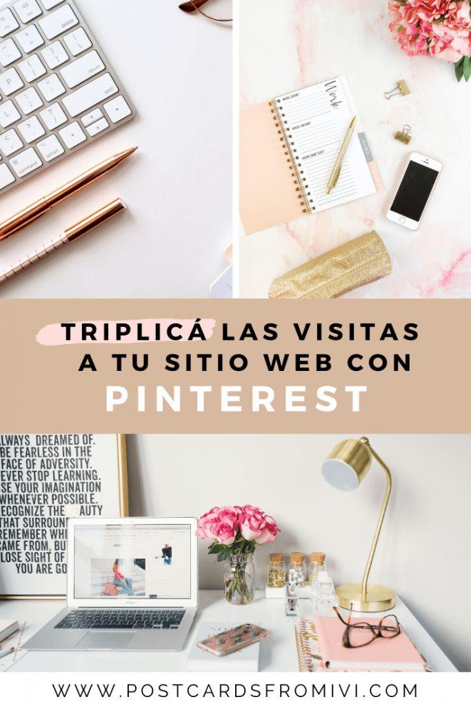 Cómo usar Pinterest para aumentar el tráfico de tu blog #blogging #pinteresttips #tipsparabloggers #pinterestmarketing Blogging, Digital Marketing, Social Media, Learning, Travel Blog, Lifestyle, Ideas, Home, World