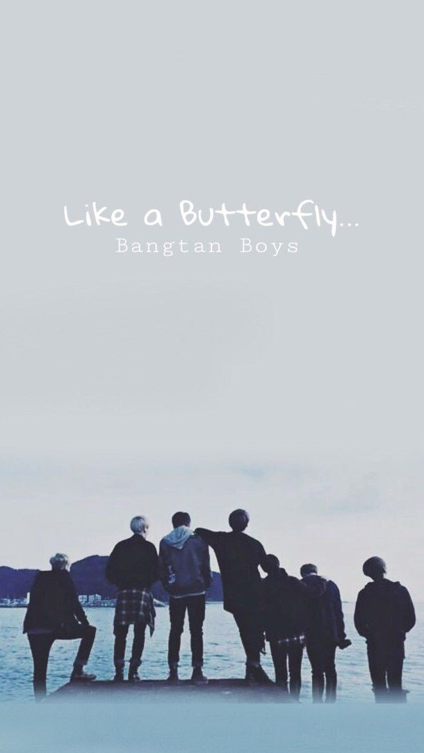 Group Of Bts Bangtan Boys Iphone Wallpaper