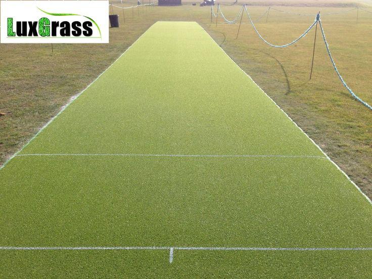 Non remplir astro gazon tapis pour terrain de cricket