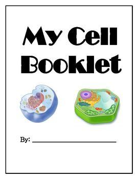 PLANT AND ANIMAL CELLS UNIT - TeachersPayTeachers.com