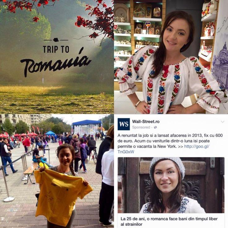 raluca muresan trip to Romania