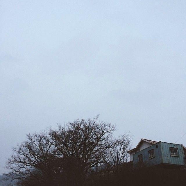 knismesis / #아슬아슬 / #골목 #집 / 2014 01 24 /