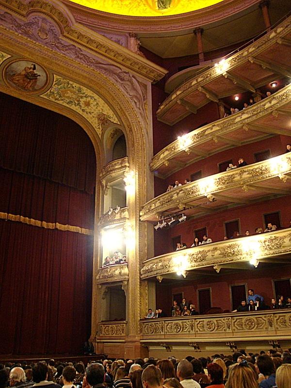 Teatro El Circulo - Rosario, Santa Fe
