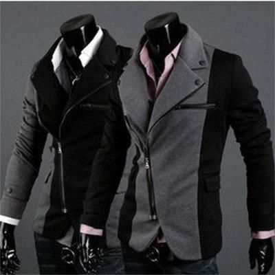 Grey/Black Jackets