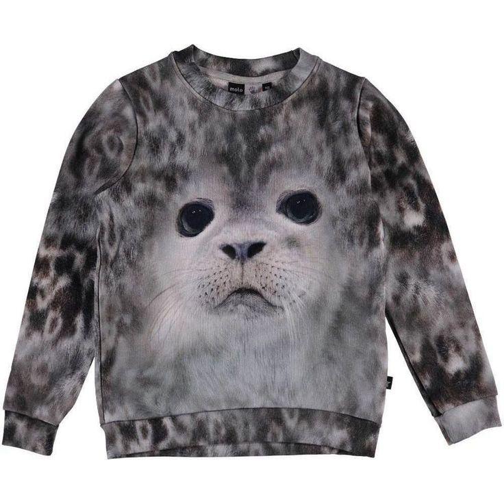 Molo Sweater Vleermuizen