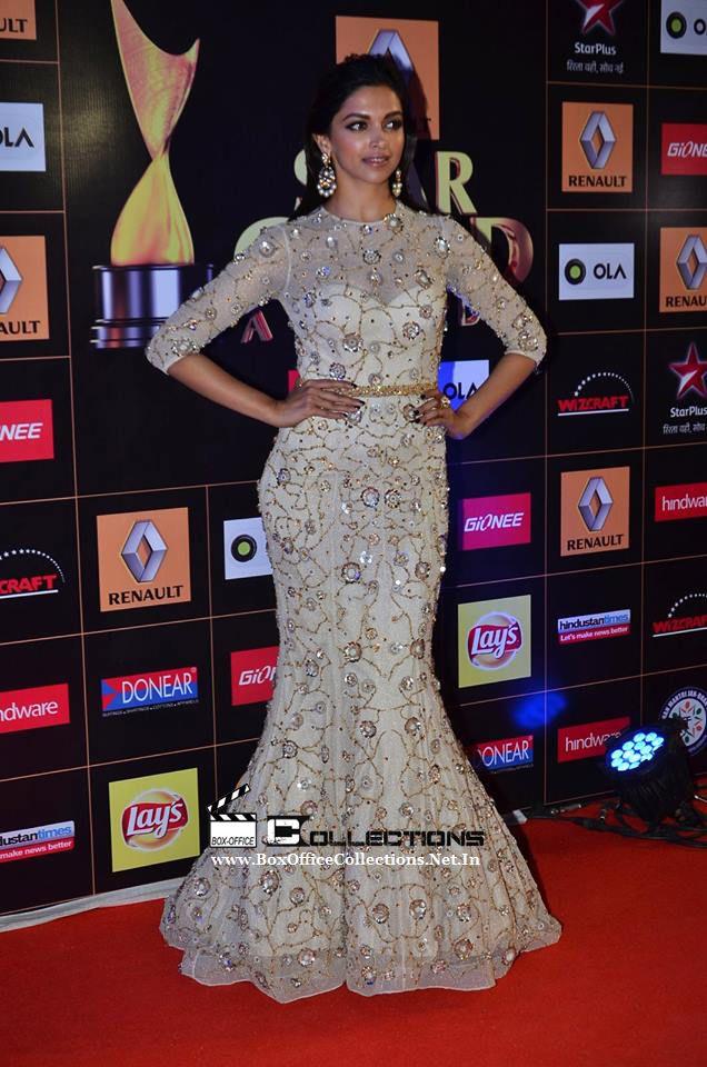 Deepika Padukone at Star Guild Awards 2015_1