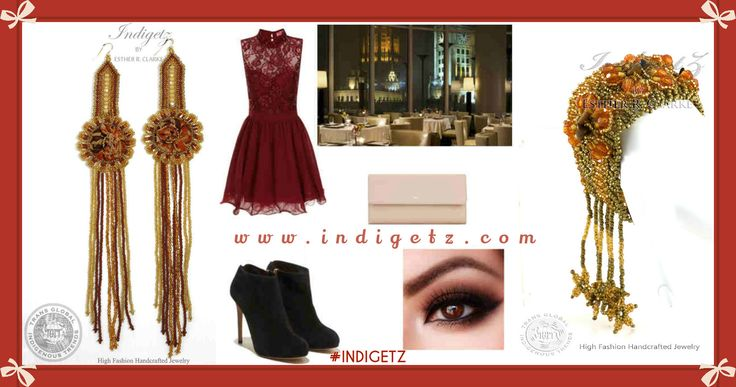 Looking for that last minute hostess gift for the beautiful thanksgiving dinner? Check this out Up to 50% off! Shop www.indigetz.com #INDIGETZ a great way to pair statement...  #INDIGETZ #highfashionedjewelries #fashion #style #accessories #thanksgiving #wwwindigetzcom