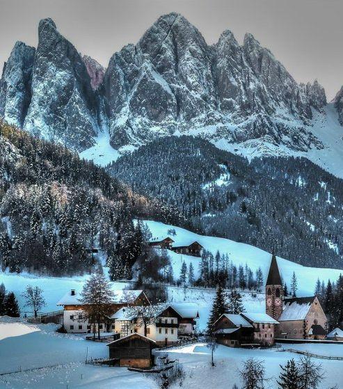 Funes, Italy