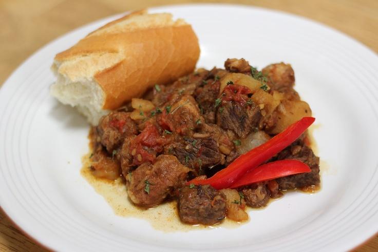 Food for Hunters: Slovenian Stew: Prekmurski Bograc ...
