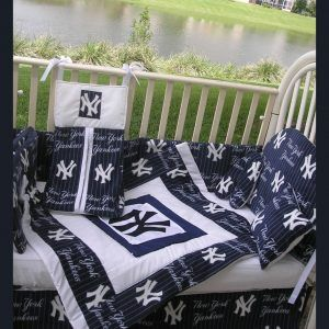 Yankees Baby Crib Bedding