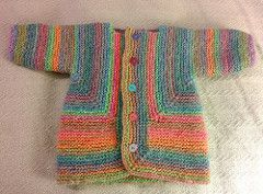 Ravelry: dulcinea14's Baby Surprise Jacket