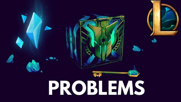 The Problems with the Loot System in League of legends
