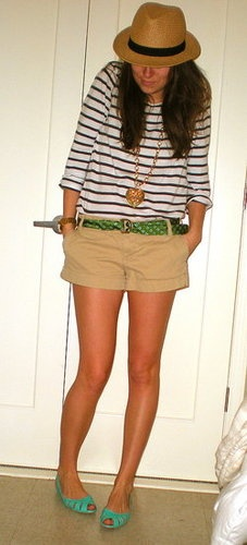 35 best Khaki Shorts images on Pinterest