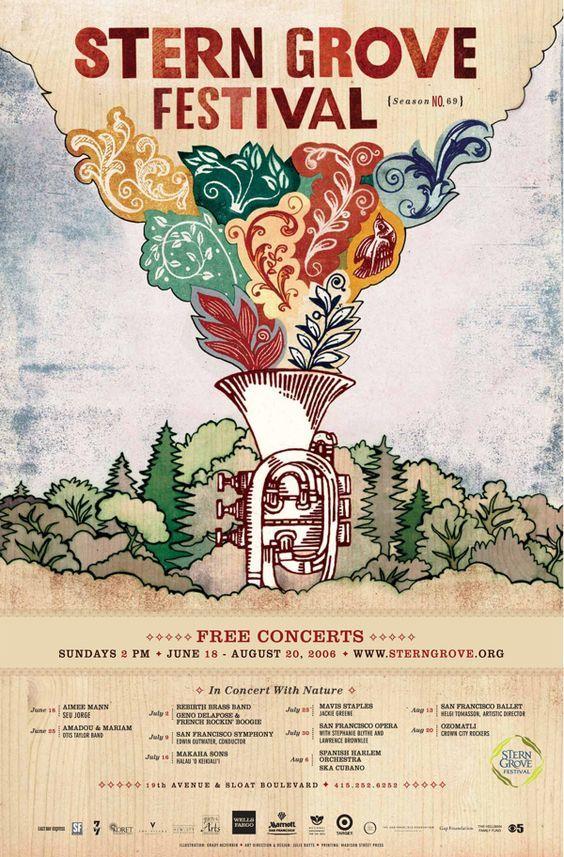 Stern Grove Festival-69th-2006   bc95fe72af53f6b29ae28f37c60e791b.jpg 600×912 pixels