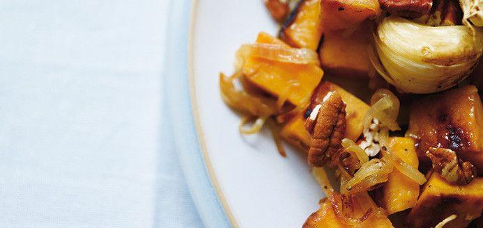 Papillotes de patates douces Recettes | Ricardo