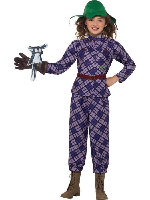 fd9cd7774b6 David Walliams Deluxe Awful Auntie Costume for World Book Day