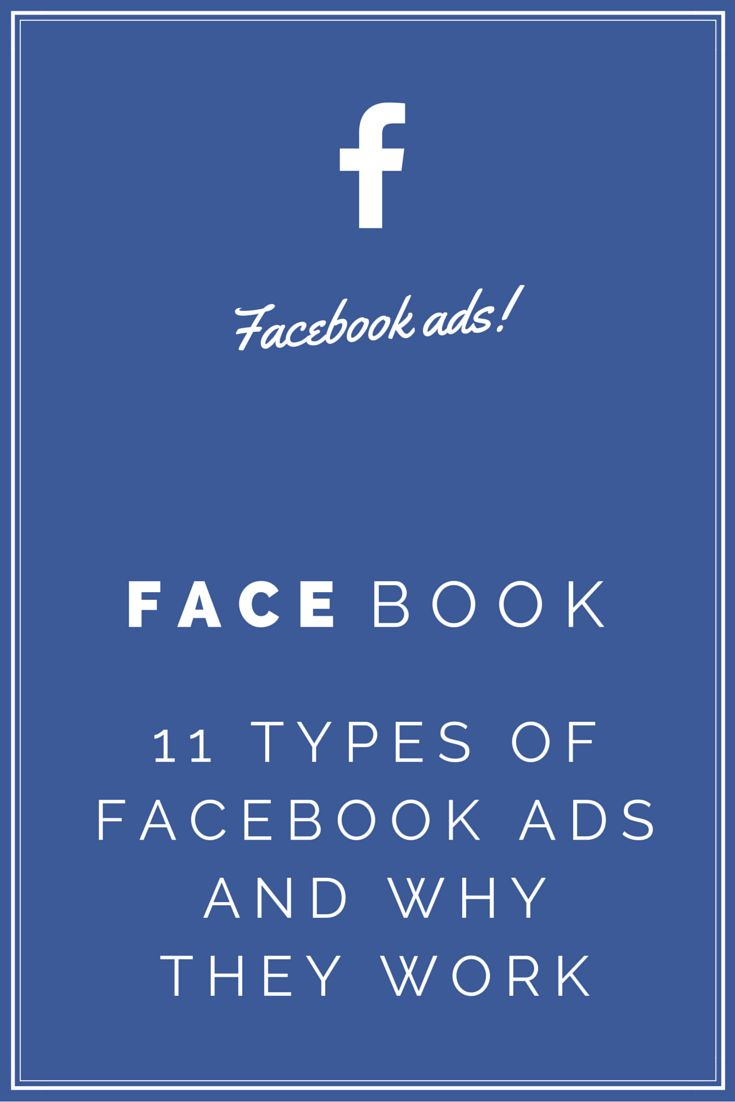 Fantastic tips for creating actionable ads for Facebook. 11 Examples of Facebook…