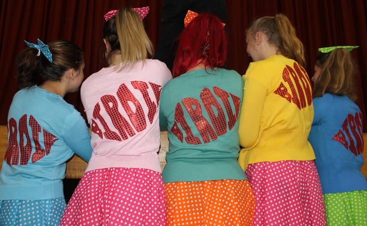 Bye Bye Birdie Costumes Rosie Below are some of the main cast costumes these are not complete yet