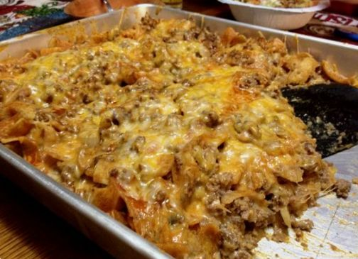 Walking Taco Casserole | How to Cook Guide
