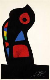 L'Oustachi, 1978, Джоан Миро