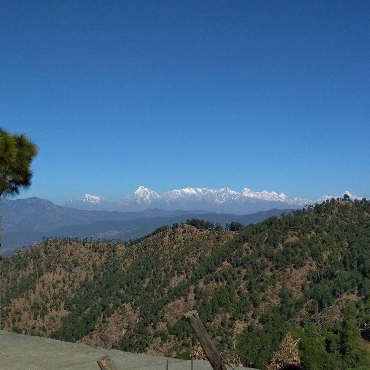 Majkhali Ranikhet  #Kedygraphy #Uttarakhand #ontheroad