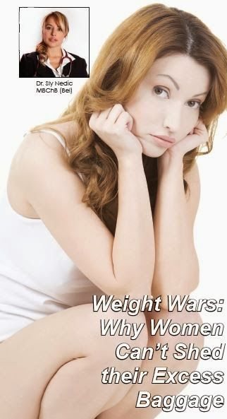 Weight Wars: Why Women Can't Shed Their Excess Weight