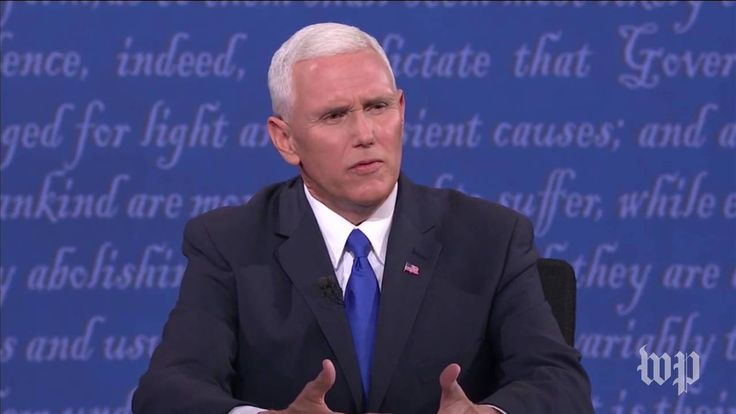 Tim Kaine, Mike Pence trade Bible verses after debate question on religi...