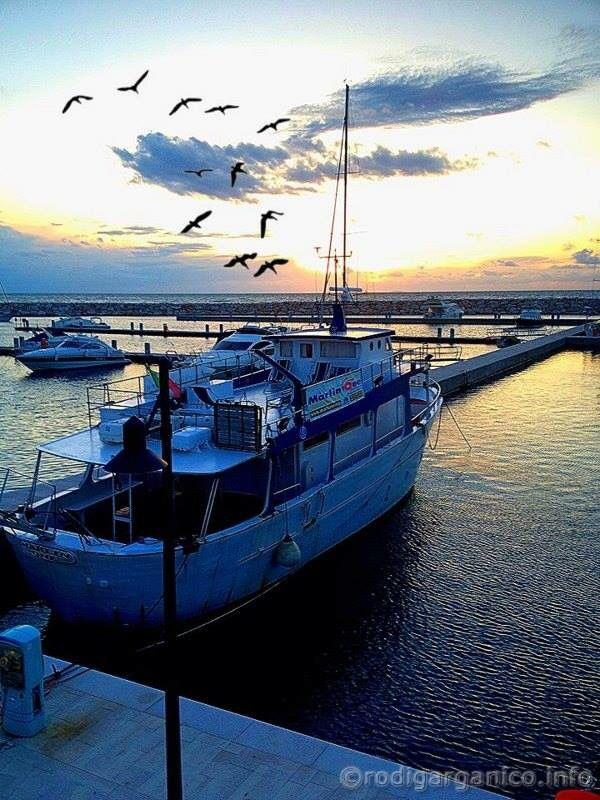 Rodi Garganico é il centro di vacanza piú facilmente raggiungibile, nonché il punto d'attracco meno distante dalle tremiti.  Il clima mite, il paesaggio suggestivo, il mare limpido e pulito, fanno di Rodi uno dei principali luoghi turistici della regione Puglia e del Parco Nazionle del Gargano.