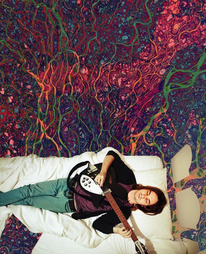 Kevin Parker. The man. The heroe. The genius.