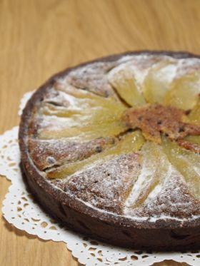 「タルト・ポワール・ショコラ」jacketpotato   お菓子・パンのレシピや作り方【corecle*コレクル】