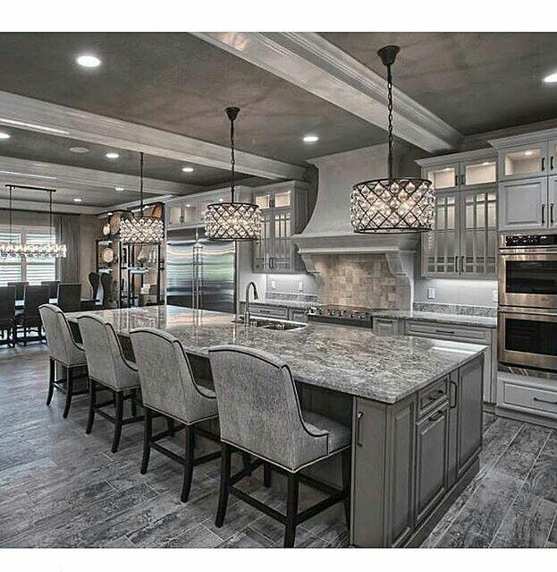 Best 25 Grey kitchen designs ideas on Pinterest Gray kitchen