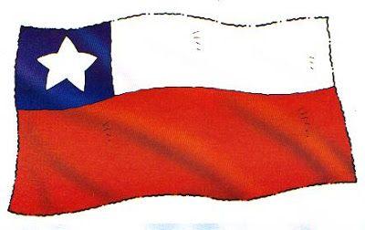 dia de a bandera Cile para colorear                       busco mi pareja de baile. actividades fiestas patrias chile           carreta...