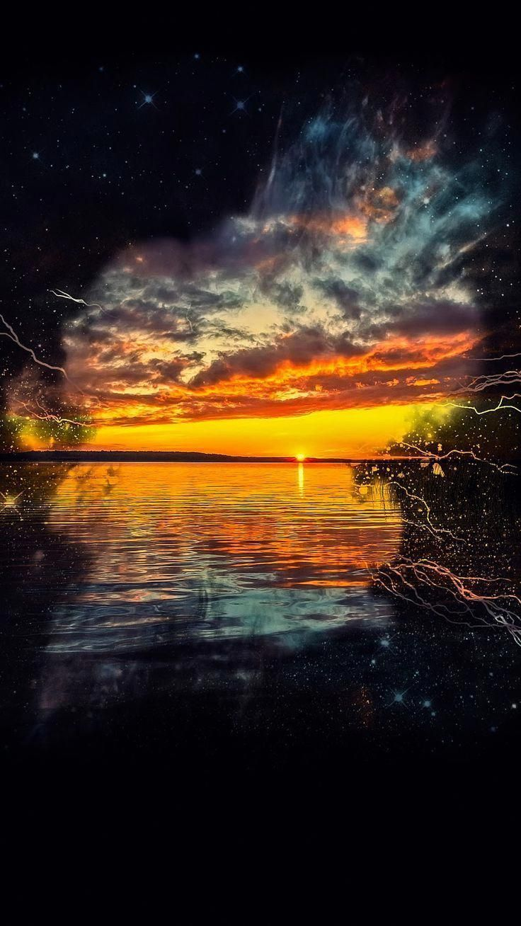 Amazing Photoshop Sunset Wallpaper Amazing Photoshop Sunset Wallpaper Click Here To Download Cool In 2020 Sunset Wallpaper Amazing Photoshop Nature Photography