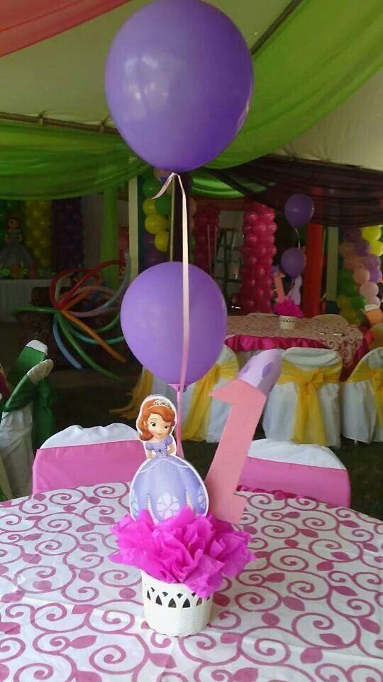 M s de 25 ideas incre bles sobre decoracion cumplea os - Decoracion cumpleanos princesas ...