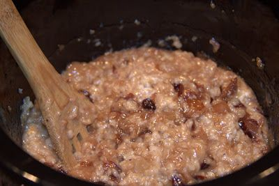 Christmas Oatmeal: Crock Pots, Slow Cooker Breakfast, Crockpot Recipes, Christmas Mornings, Pots Oatmeal, Crockpot Breakfast, Breakfast Recipes, Christmas Oatmeal, Crockpot Oatmeal