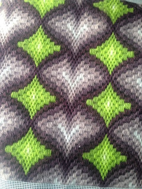 Bargello Hearts and Diamonds | Flickr - Photo Sharing!